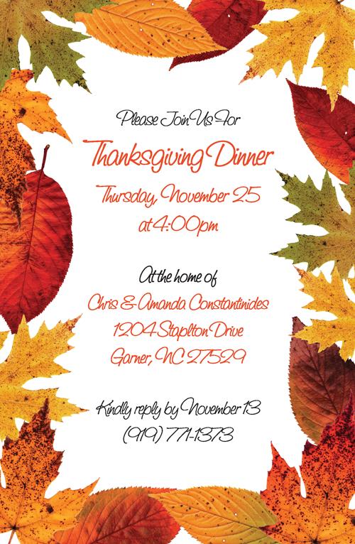 thanksgivingInvite